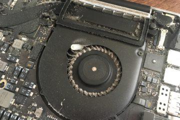 Macbook Temizliği