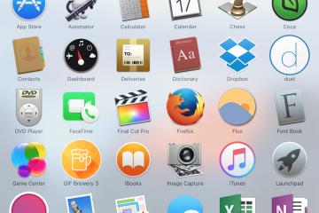 MacOS Yazılım Yükleme